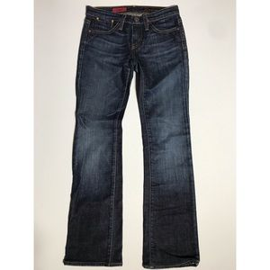 AG the kiss straight leg jeans Adriano goldschmied